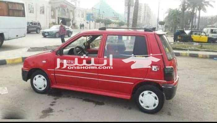 - عربية دايهاتسو ميرا 92 بحالة جيدة  <br> <br>بطارية جديدة مارس...