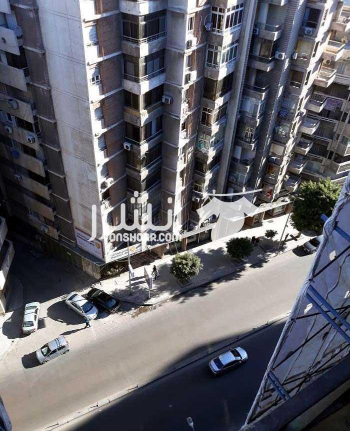 - شقق 225 متر بالتقسيط برشدى على شارع ابو قير مباشرة الاسكندرية...