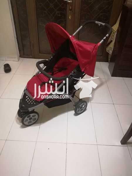 عرباية اطفال من مذركير مميزه سهلة الطي والحفض تلفون0799733547