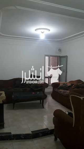 شقه تانى نمره من شارع فيصل بلفرش او بدون <br>السعر 340الف جنيه شامل...