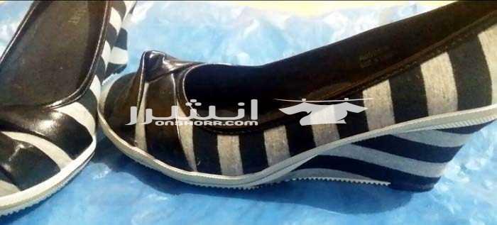 - حذاء مقاس 40 <br>فرصة وبسعر مغري جداً للبيع حذاء مقاس 40 جديد...