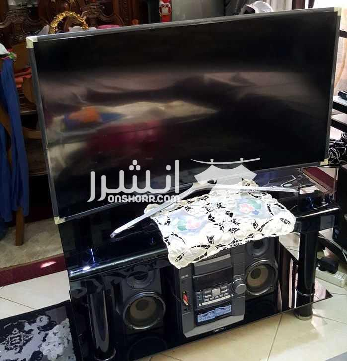 - شاشة سامسونج جديدة بالكرتونة والاستيكر 49 كيرف سمارت  <br>...