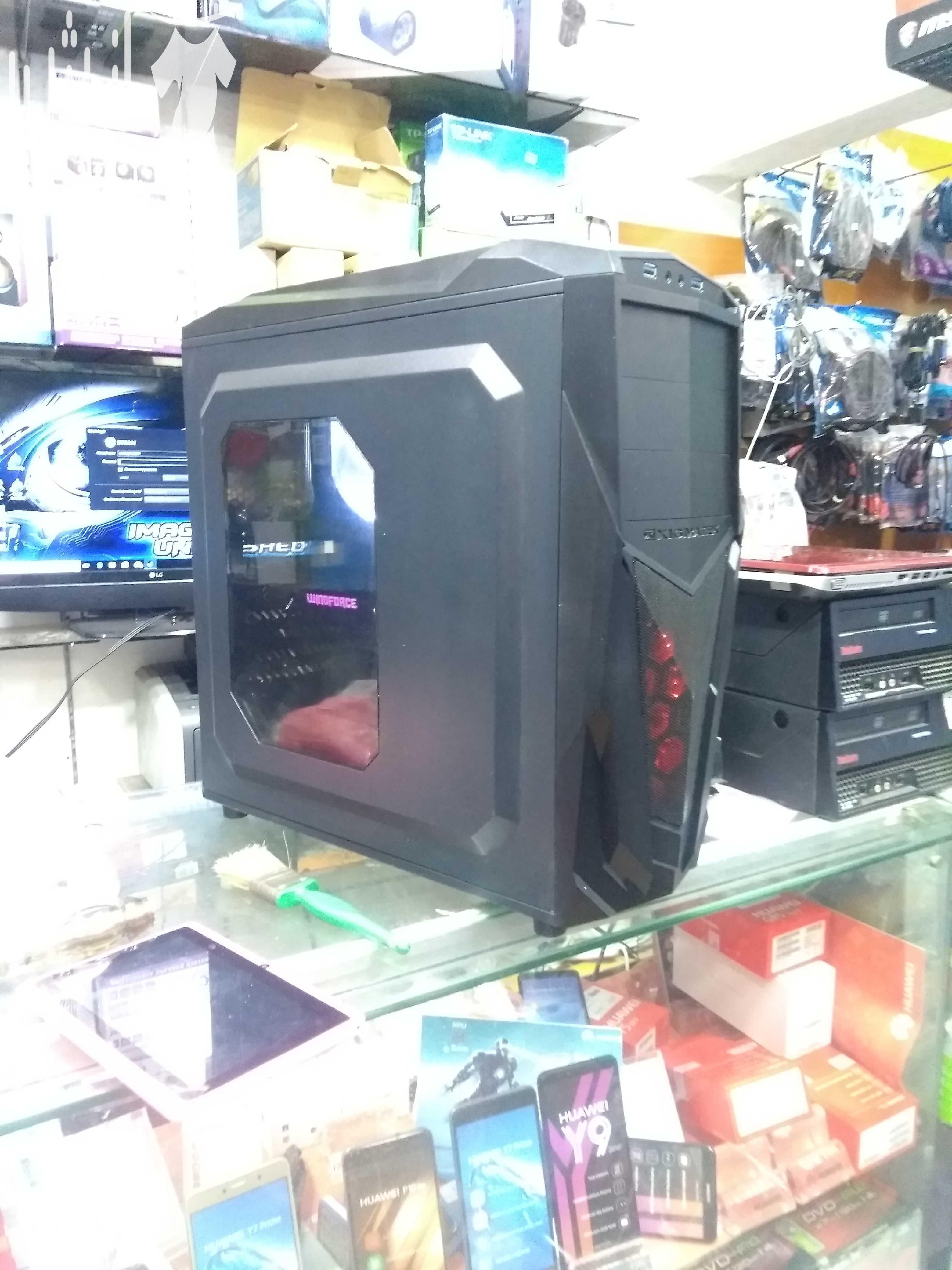 HP Super Gaming i7 9th Gen 12GB Graphic 16GB Ram Laptop-  كمبيوتر احترافي كامل...