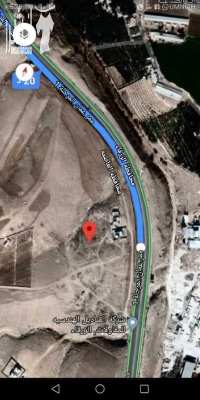 أراضي للبيع في حي الجندي مقابل شارع ال100... موقع مميز وراقي... سعر...