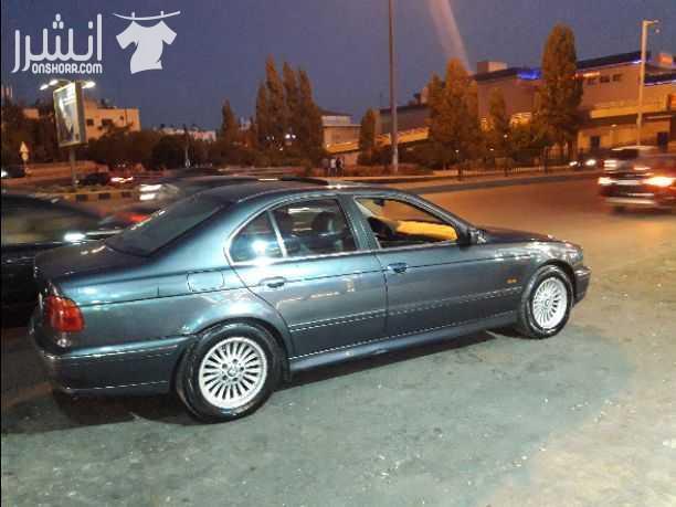 نيسان باترول 1994 مستعملة-  سيارة BMW 525 موديل 1998...