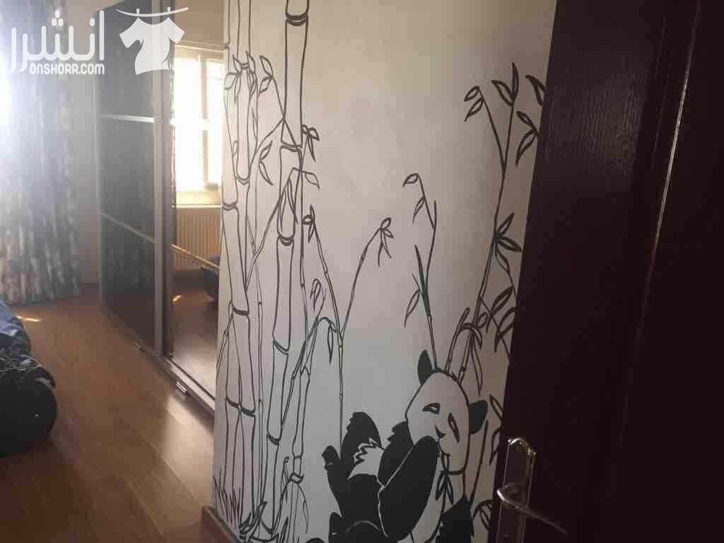 شقق سكنية في برج راقي بدبي في أرجان البرشاء .غرفة وصالة بدبي-  شقة مميزة و مطلة في اعلى...