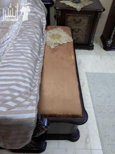 غرفه نوم للبيع بحاله جيده جدا  لدواعي السفرمع الستاره والسجاده