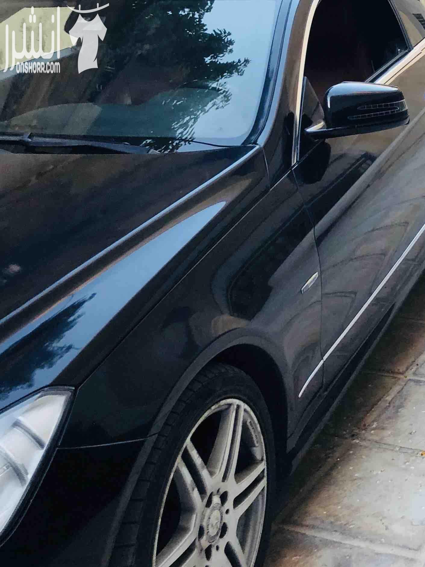 تويوتا كامري 2012 مستعملة-  سيارة E250 موديل ٢٠١٣...