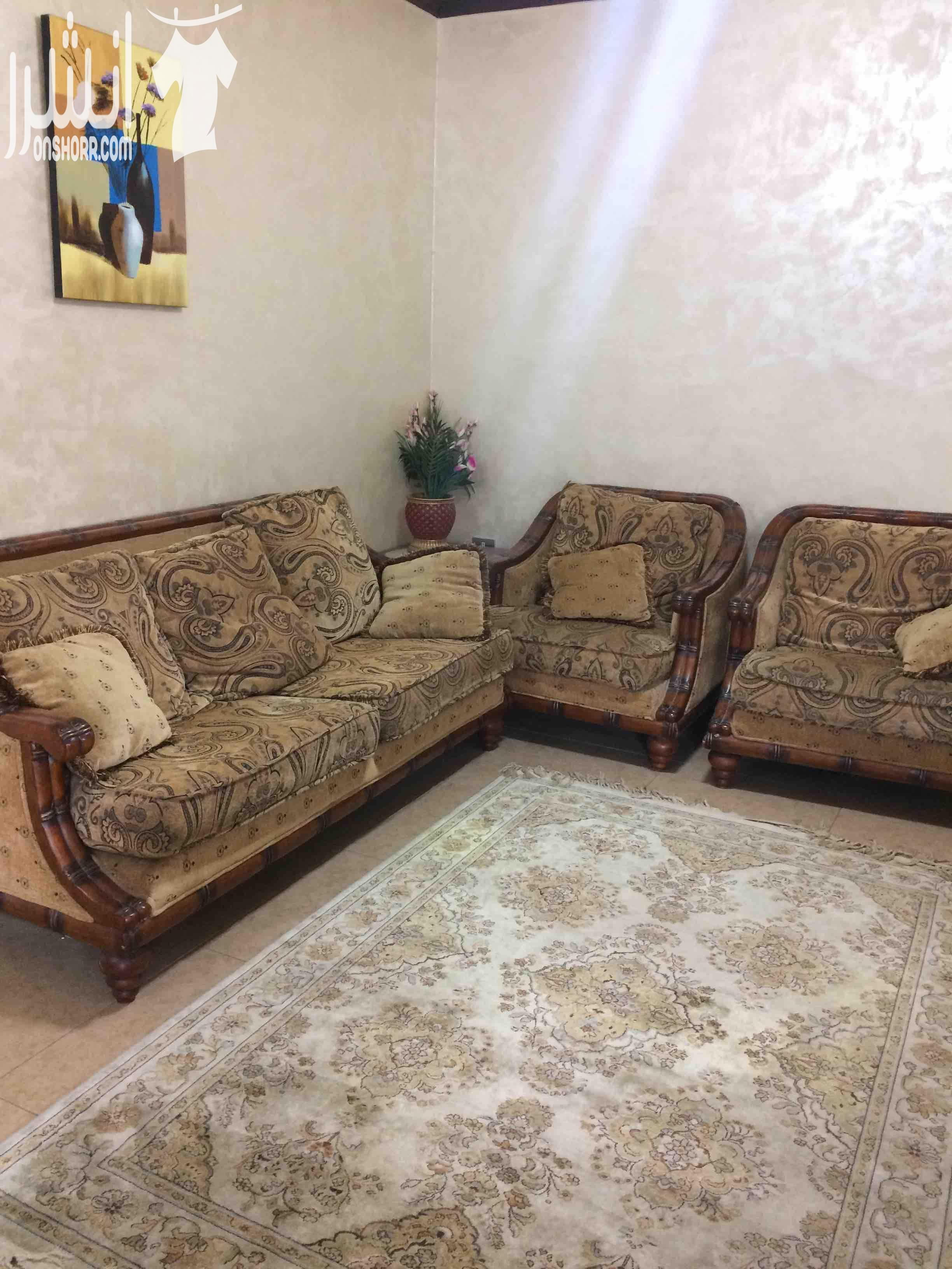 Amazing 1BHK Furnished in 3000 Only with Wi-Fi-  يوجد شقه مفروشة للايجار...