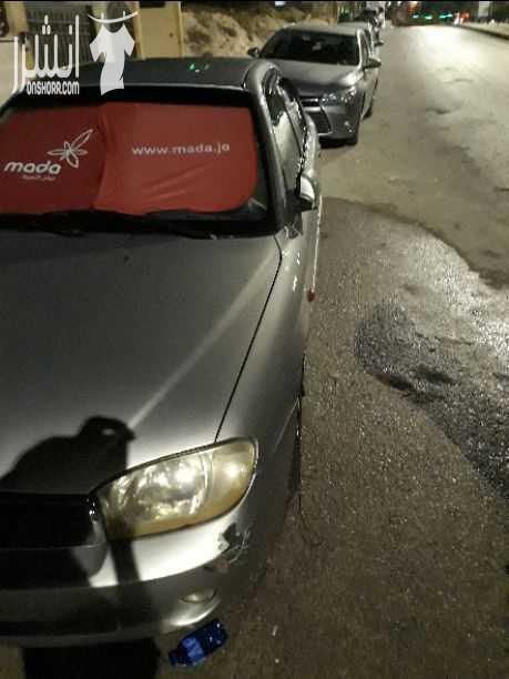 لبيع سياره كيا سيراتو فول اوبشن كامله فول LED وارد محرك1.8-  سيارة كيا سبكترا اتوماتيك...