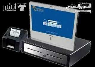 جهاز التحكم في البلاي استيشن و برنامج اكسبريس كاشير Express...
