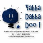 !Yabba Dabba Doo (لتصميم المواقع الالكترونية)