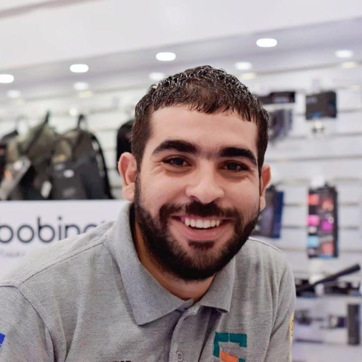 عبد الله العدم
