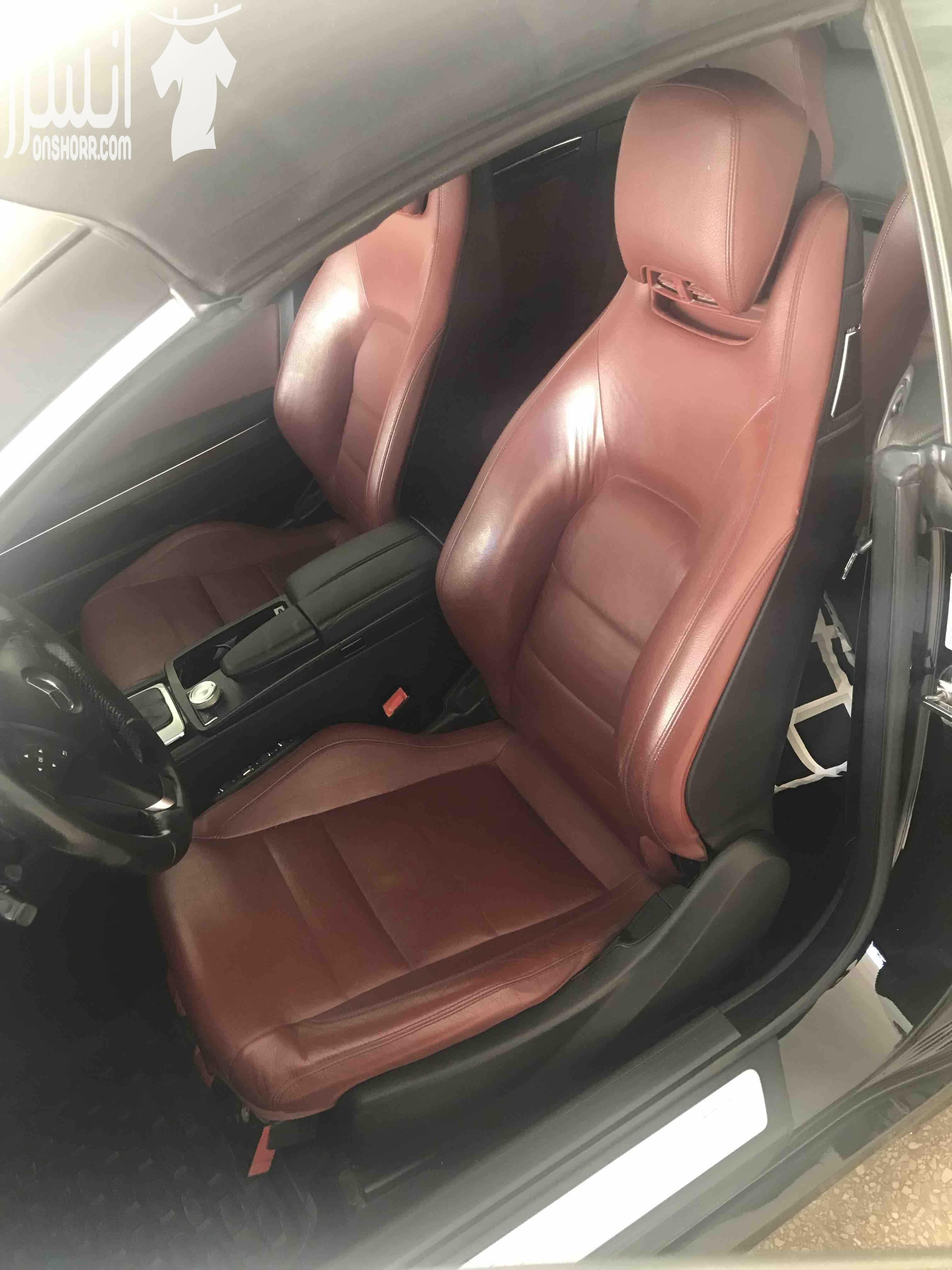 Mercedes CLK280-V6-2006-GCC-  مرسيدس كشف e250 amg kit...