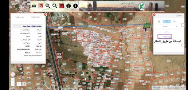 ارض سكنية بالمنامة 450 متر زاوية شارعين فقط 90 الف درهم-  ارض بالقسطل 10,30 دونم...