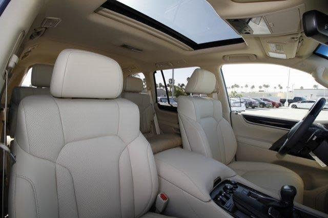 2018lexus Lx57020.000$Full options .Three-Row, four-wheel , Gcc specs , Excellent drive condition , LexusWarranty .News about this car -mohammad Wha-  Sale € 39,000EUR in...