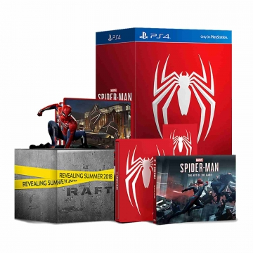 -                          Spiderman collectors edition...