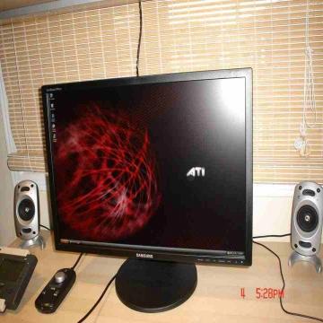 -                          شاشه Samsung SyncMaster 2443 استيراد...