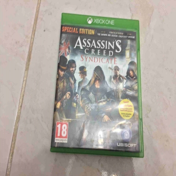 -                          assassins creed syndicate special...