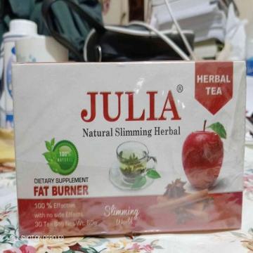 -                          JULIA (Herbs Tea)...
