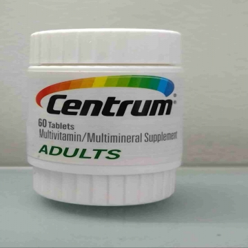 -                          Centrum Adults Multivitamin 60 tab...