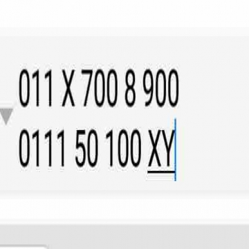 -                          ارقام اتصالات سهلة جدا...