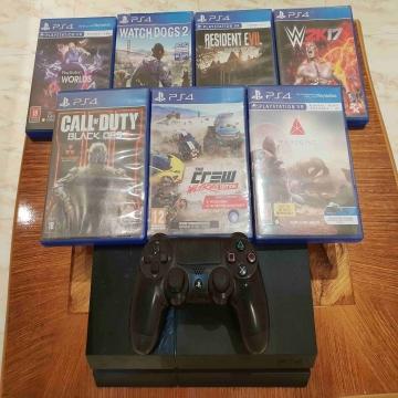 -                          للبيع PS4...