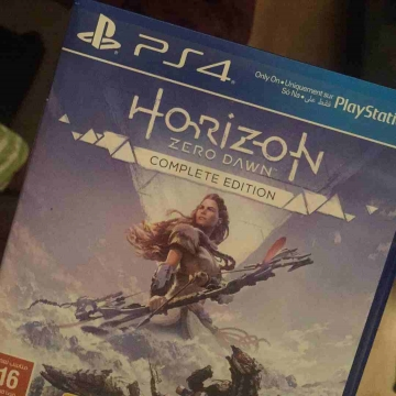 -                          شريط هورايزن horizon zero dawn...