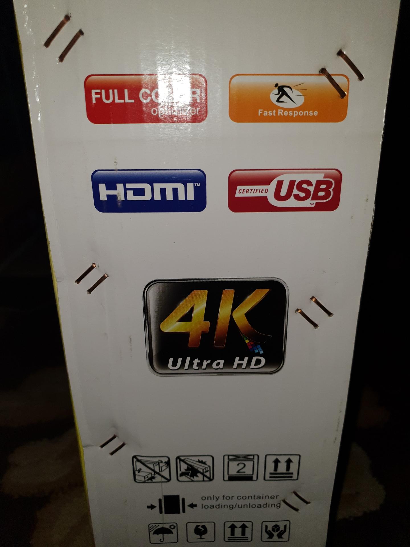 شة 65MTC بوصة سمارت UHD-4K MTC4K65S...