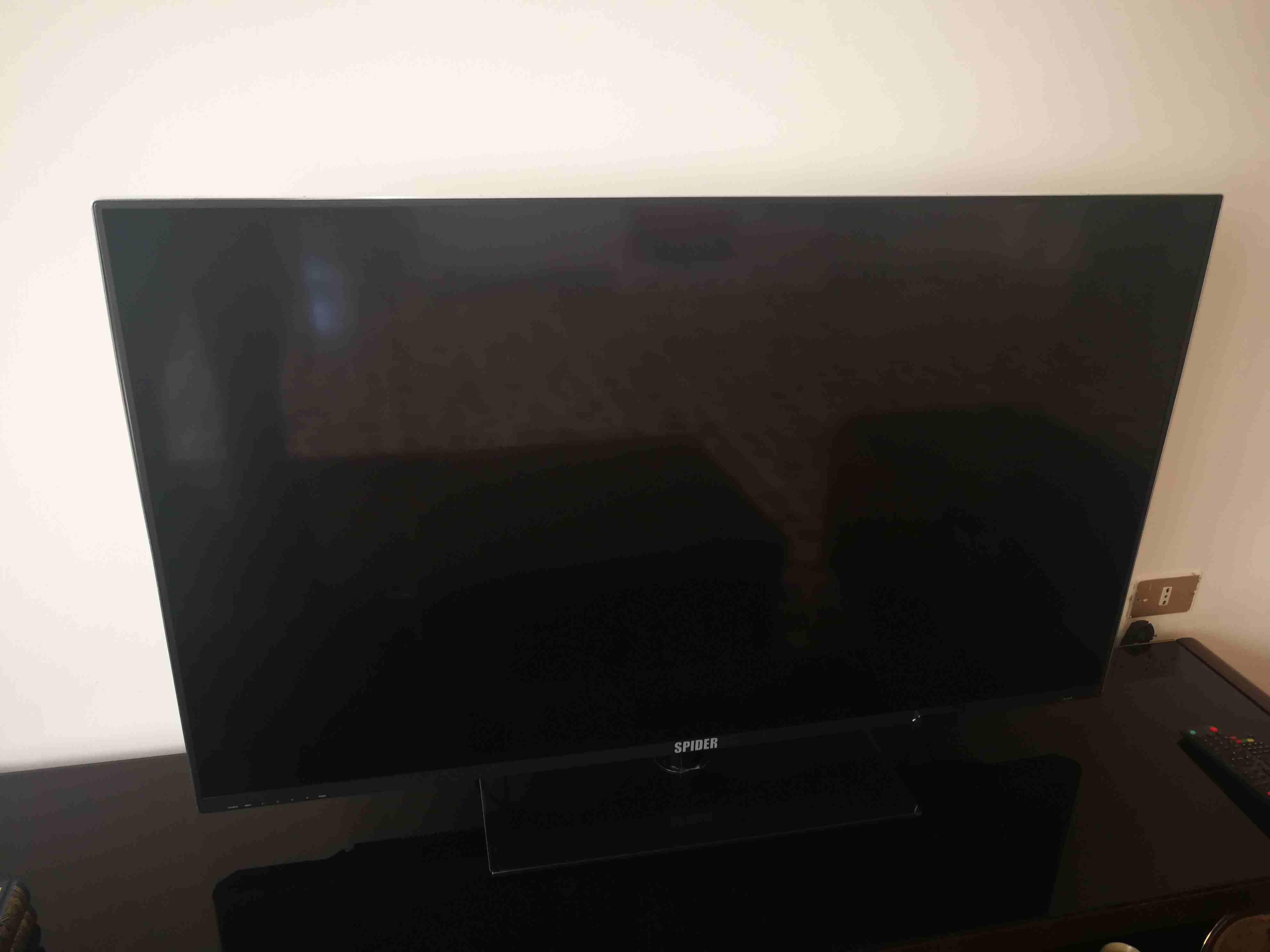 Samsung tv for sale perfect condition-  تلفزيون سبايدر ٥٠ بوصه...