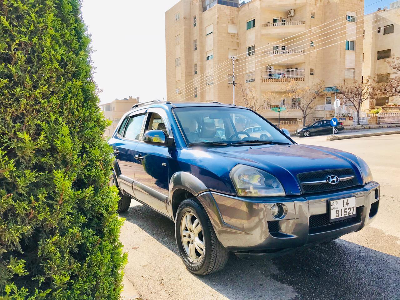 Toyota camry for sale-  هونداي توسان اتوماتيك فحص...