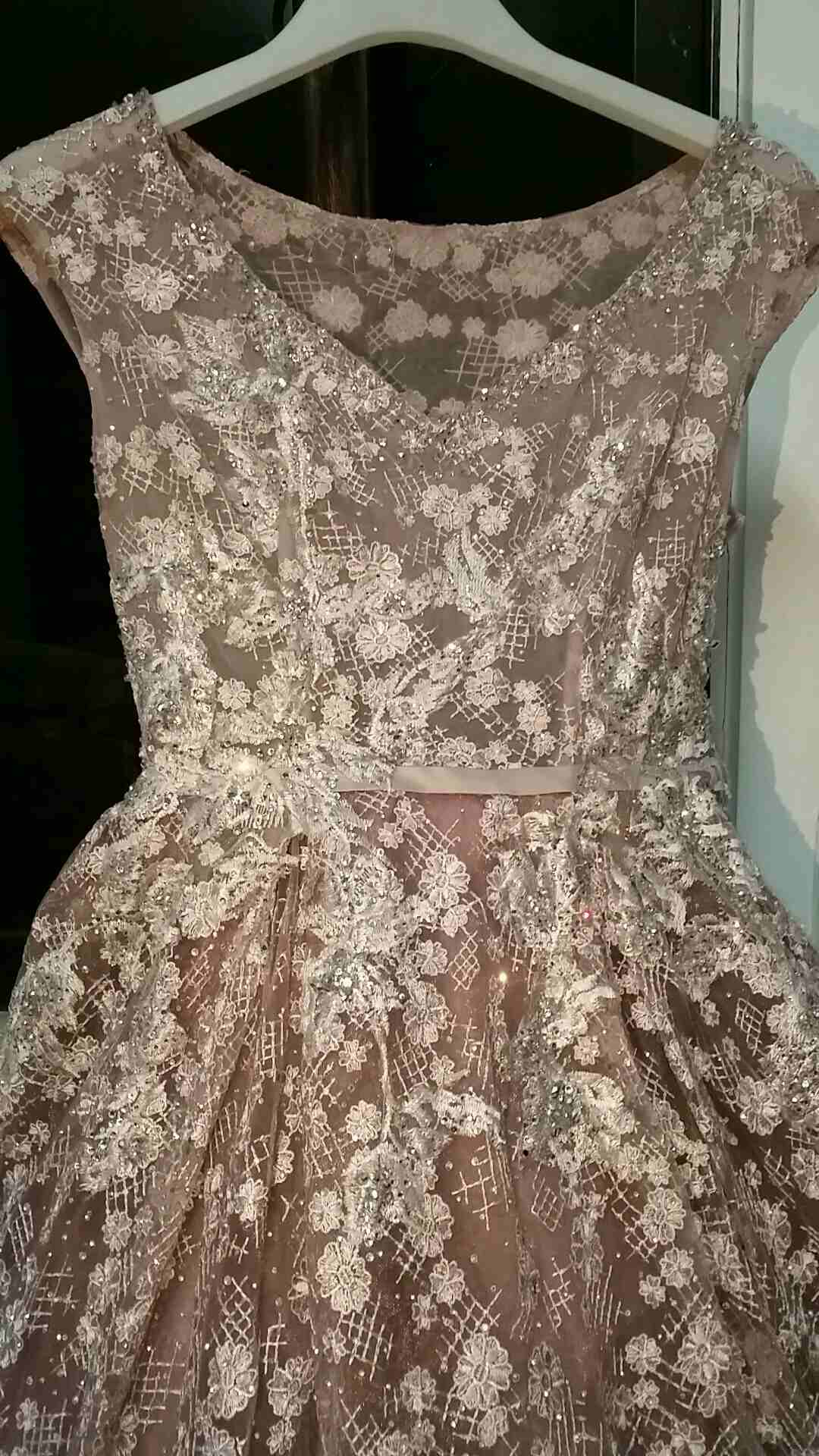 (SHERRY HILL) <br>Evening dresses and weddings <br>The most powerful offers on the occasion of the opening <br> <br>Choose any 2 dress and pay only one price -  فستان خطوبه للبيع او...