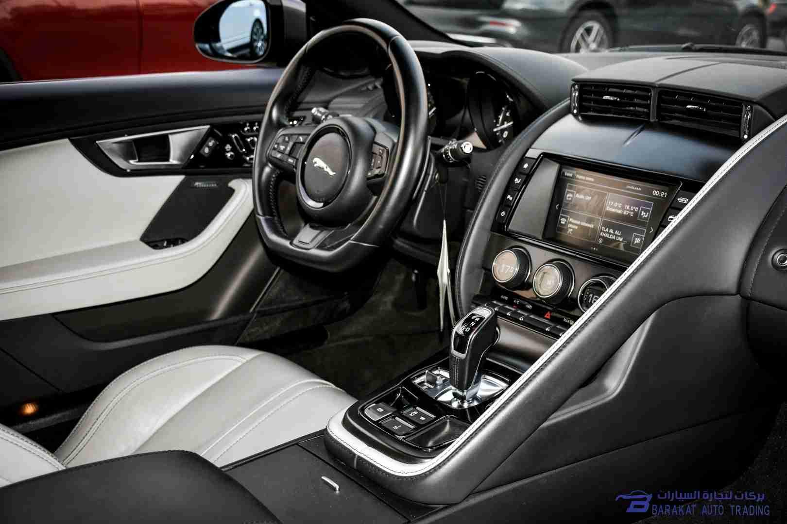 BMW 840 D MODEL 2020-  2017 Jaguar F Type لا...