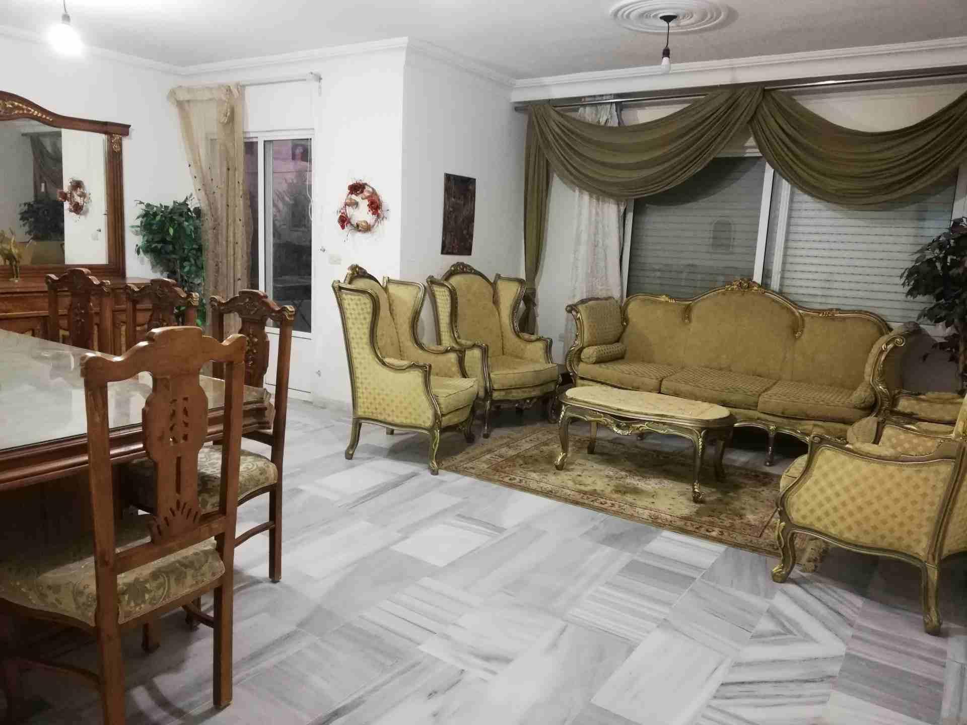 Cozy One Bedroom Apartment in IMPZ-  شقة مفروشة كبيرة عفش فاخر...