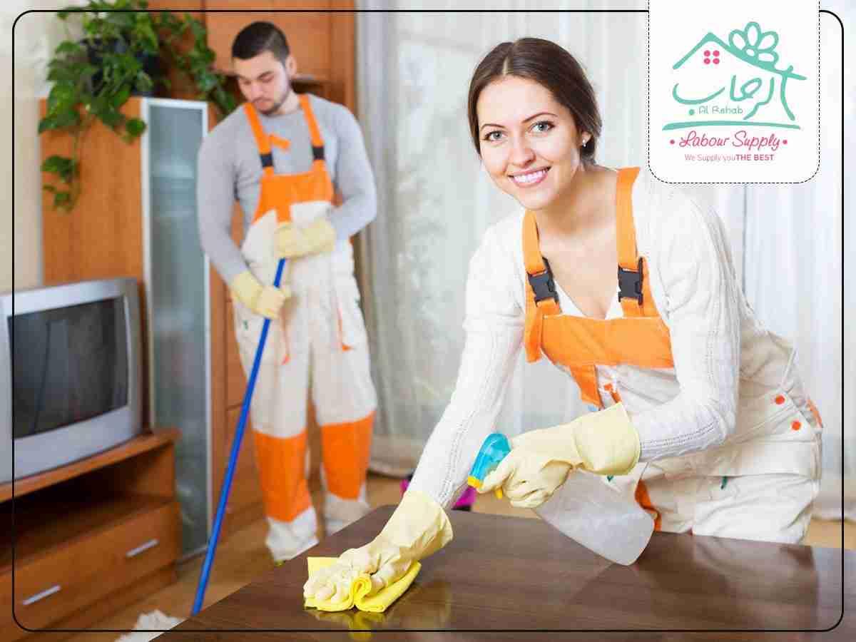 مكتب خدم الرحاب للعمالة المنزلية...