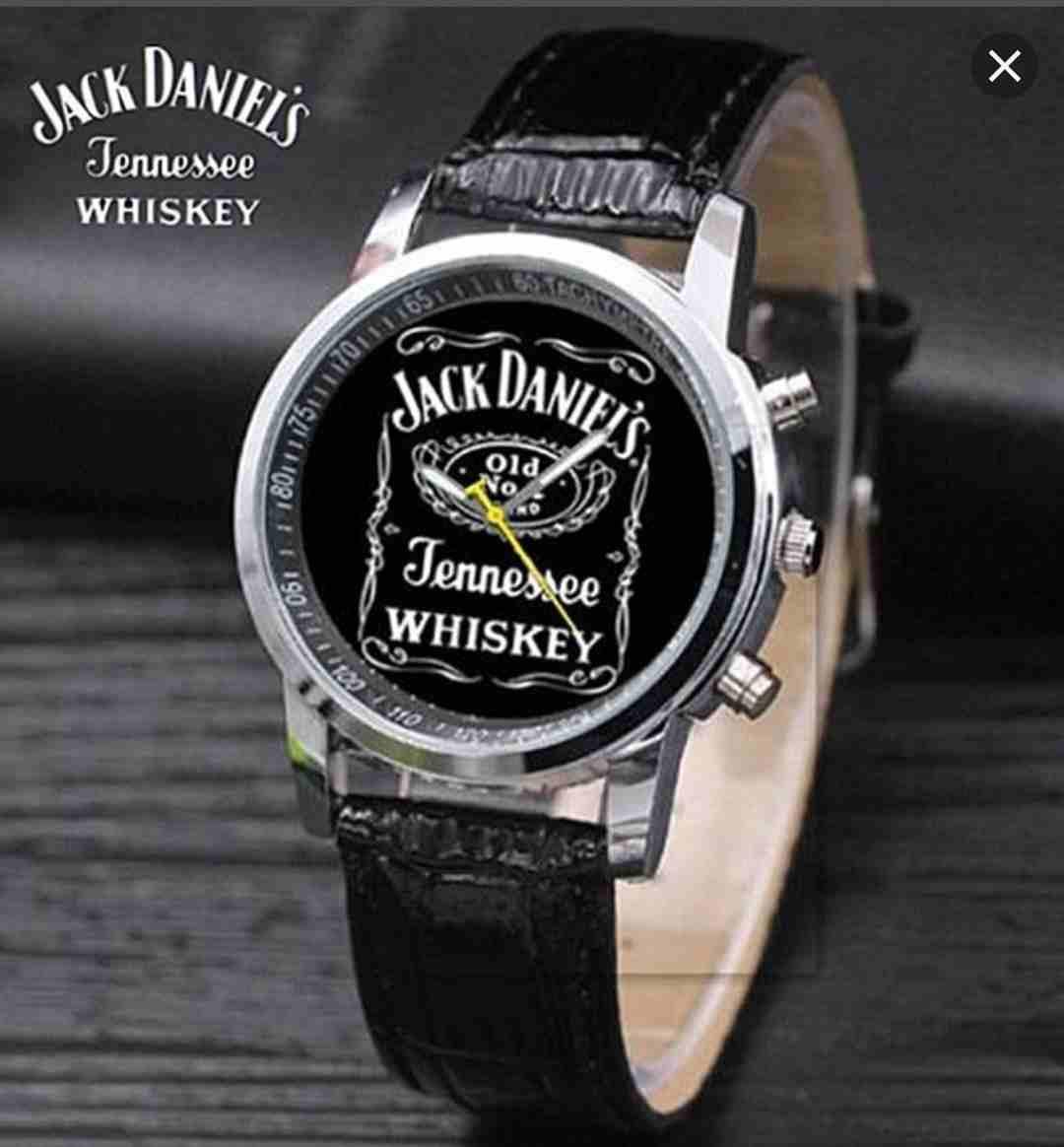 Omega Royal Blue Deville-  Jack Daniel's watch...
