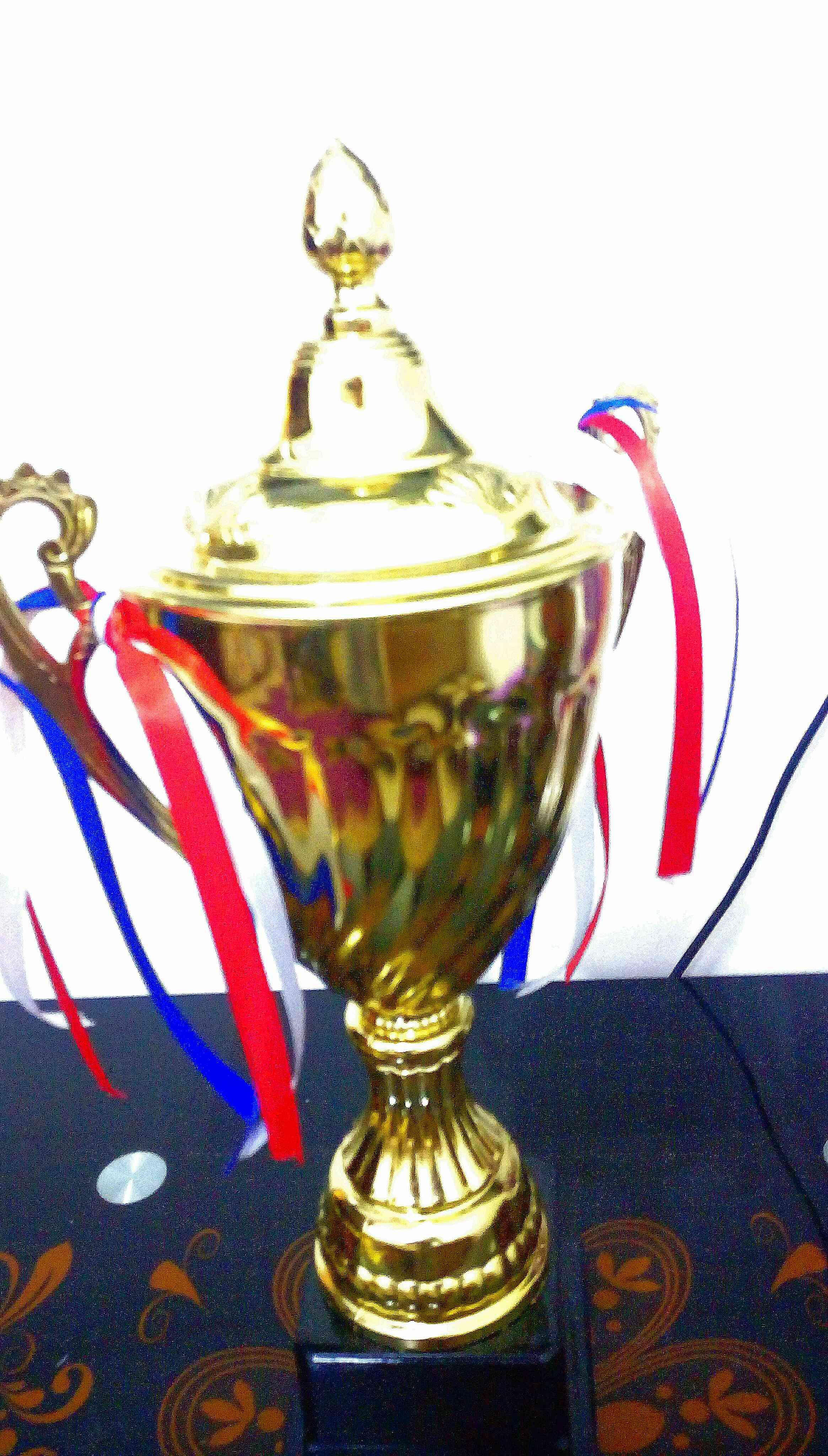 Trampoline Available-  كأس البطوله الذهبي لتكافئ...
