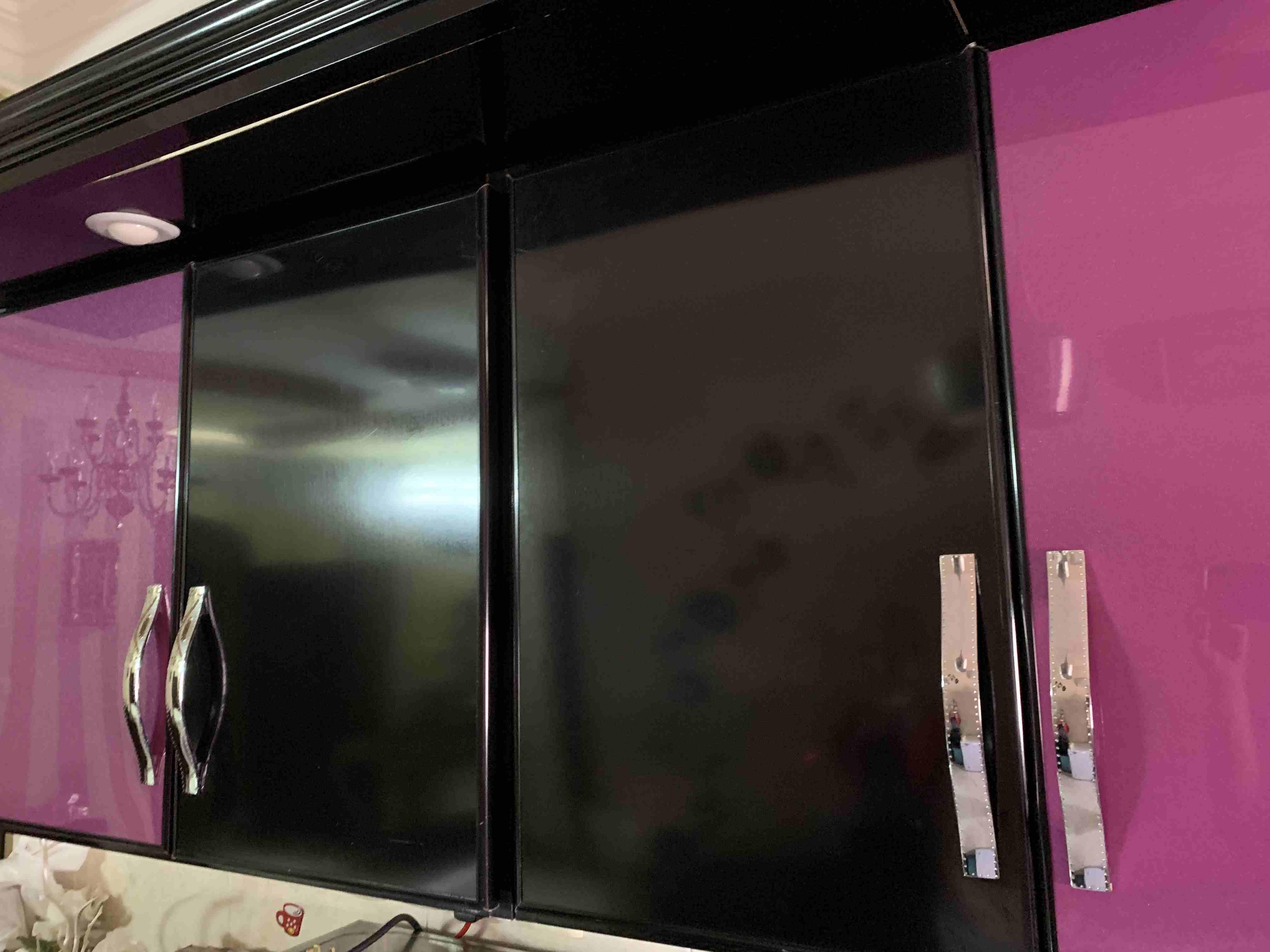 مطبخ 10 متر استعمال نظيف...
