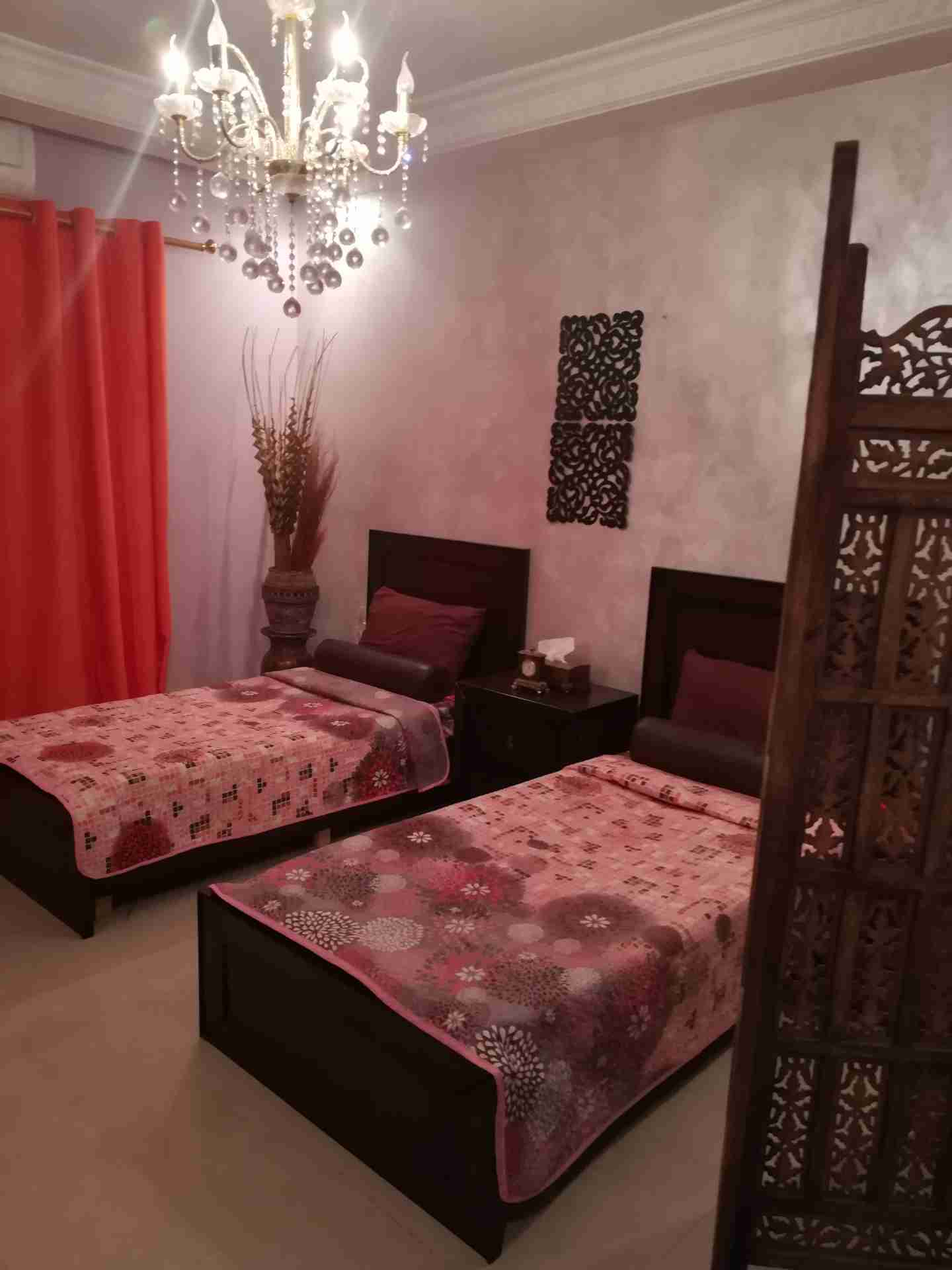 MONTHLY PAYABLE FURNISHED APARTMENTS FOR THE BEST PRICE-  ستوديو يومي مفروش للايجار...