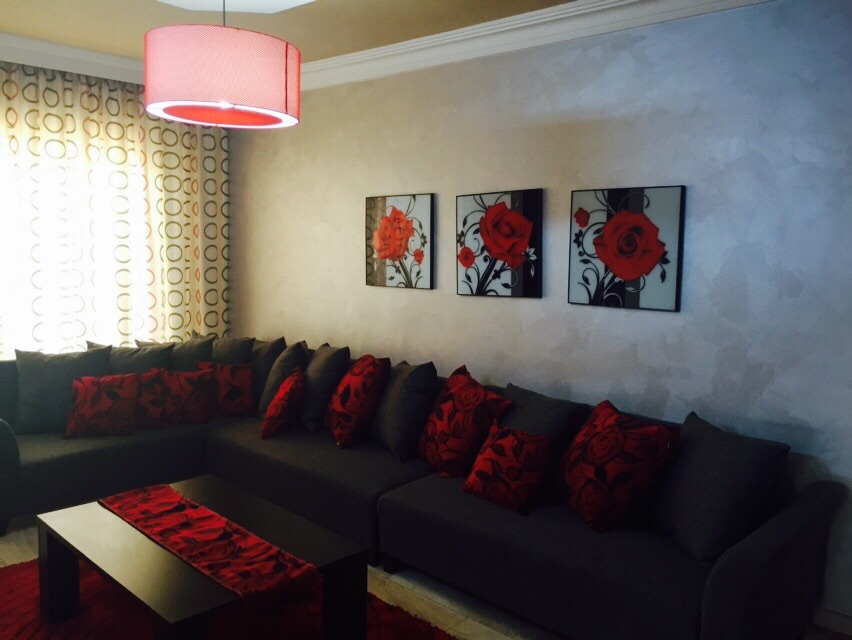 Spacious Fully furnished 1 bed apt on The Palm-  شقه مفروشه للإيجار اليومي...