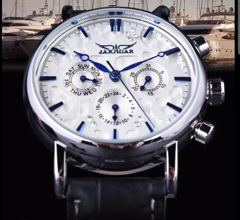BREITLING Aviator 8 Automatic 41-  Watch jargar لا تنسَ أنك...