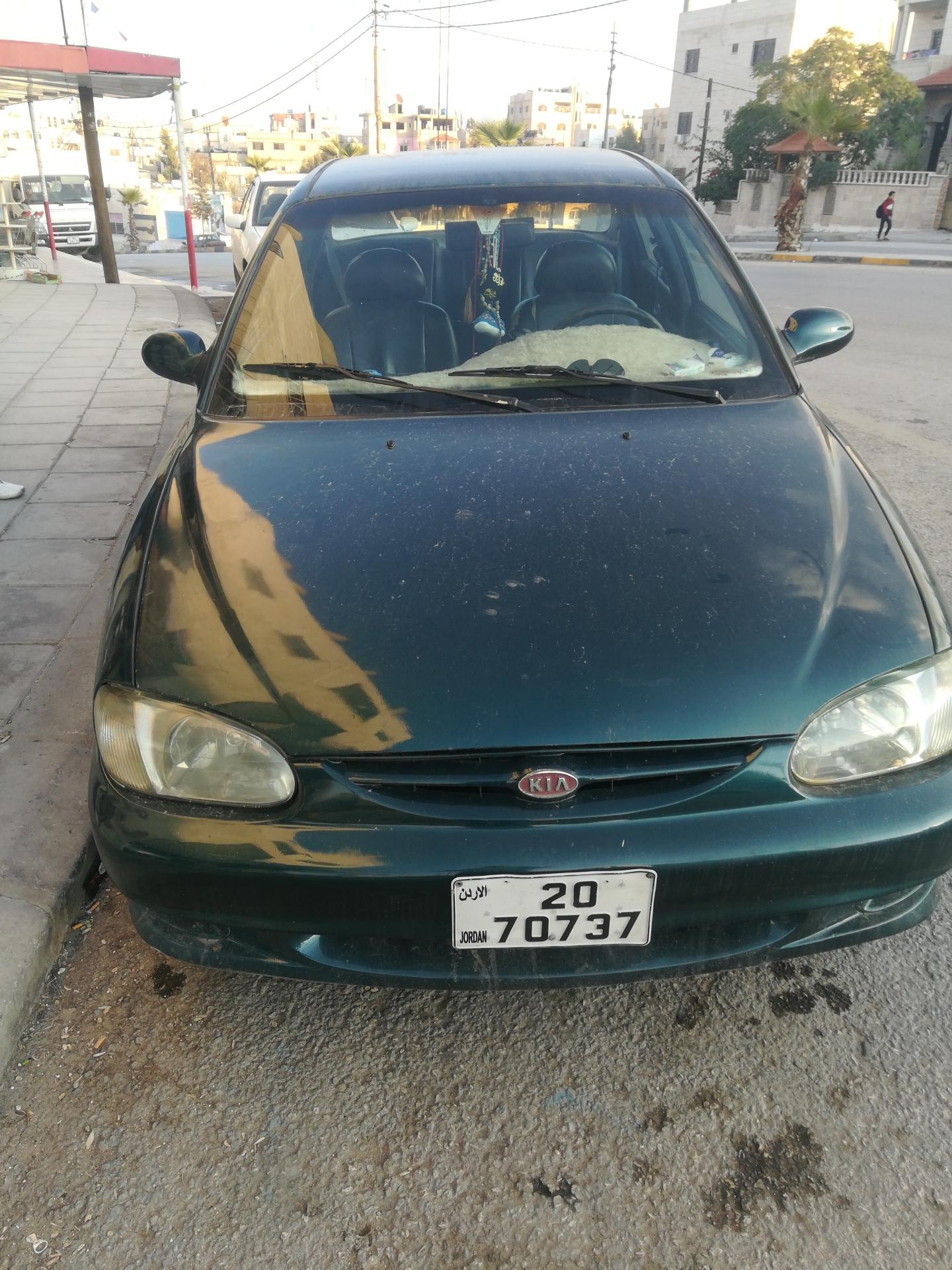 for sale Dodge Charger 2012-  السياره استعمال شخصي كيا...