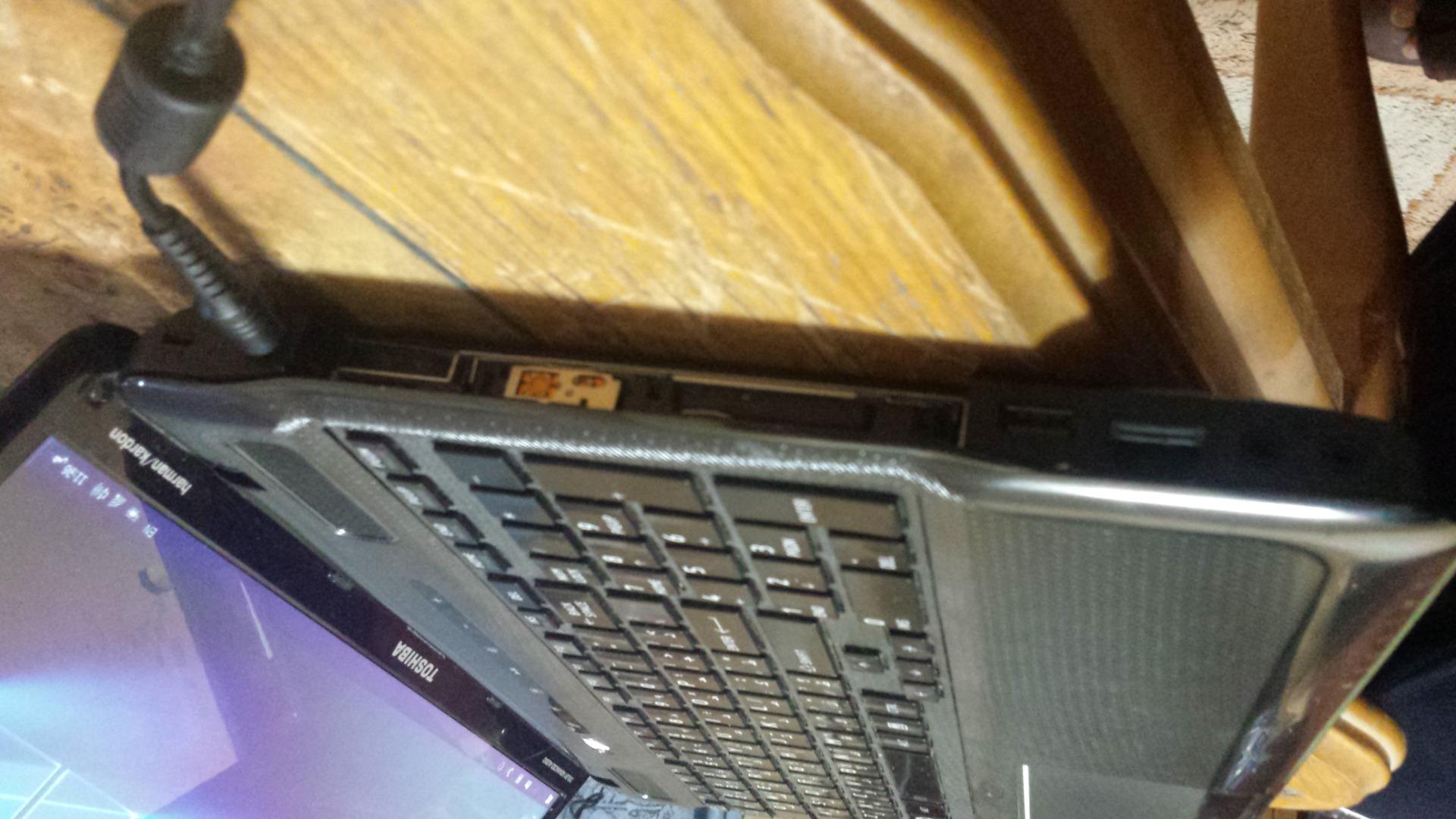 لابتوب خفيف وسريع ASUS ZenBook-  لابتوب توشيبا CORE i5...