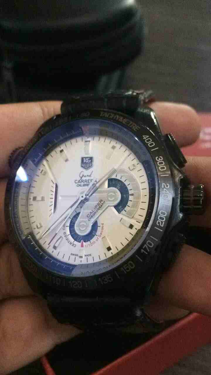 Tag Heuer 2000 exclusive limited edition automatic for sale-  CARRERA tag heuer calibre...