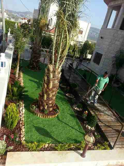 KCJ Landscaping is a leading pergola design company in Dubai. A pergola can elevate the look and feel of your garden to another level. It is an element that can-  أعمال زراعة وتنسيق...