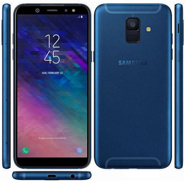 blackberry بلاك بيري-  A6 2018 64Gb لون ازرق لا...