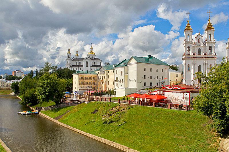 - سوق مينسك الرائع في بيلاروسيا يعد السوق واحد من معالم المدينة...