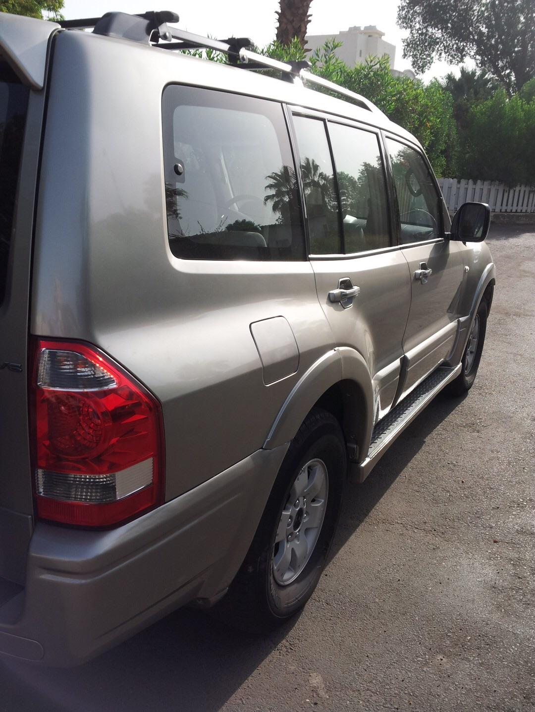 Mitsubishi  pajero for sale...