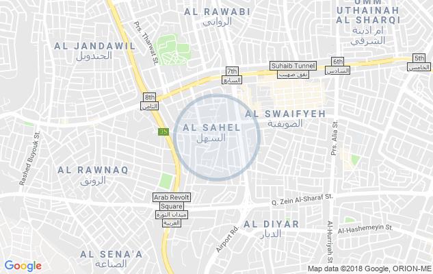 Fully Furnished | Comfort and Warmth|Near to Metro-  شقة مفروشه للايجار_ عمان...