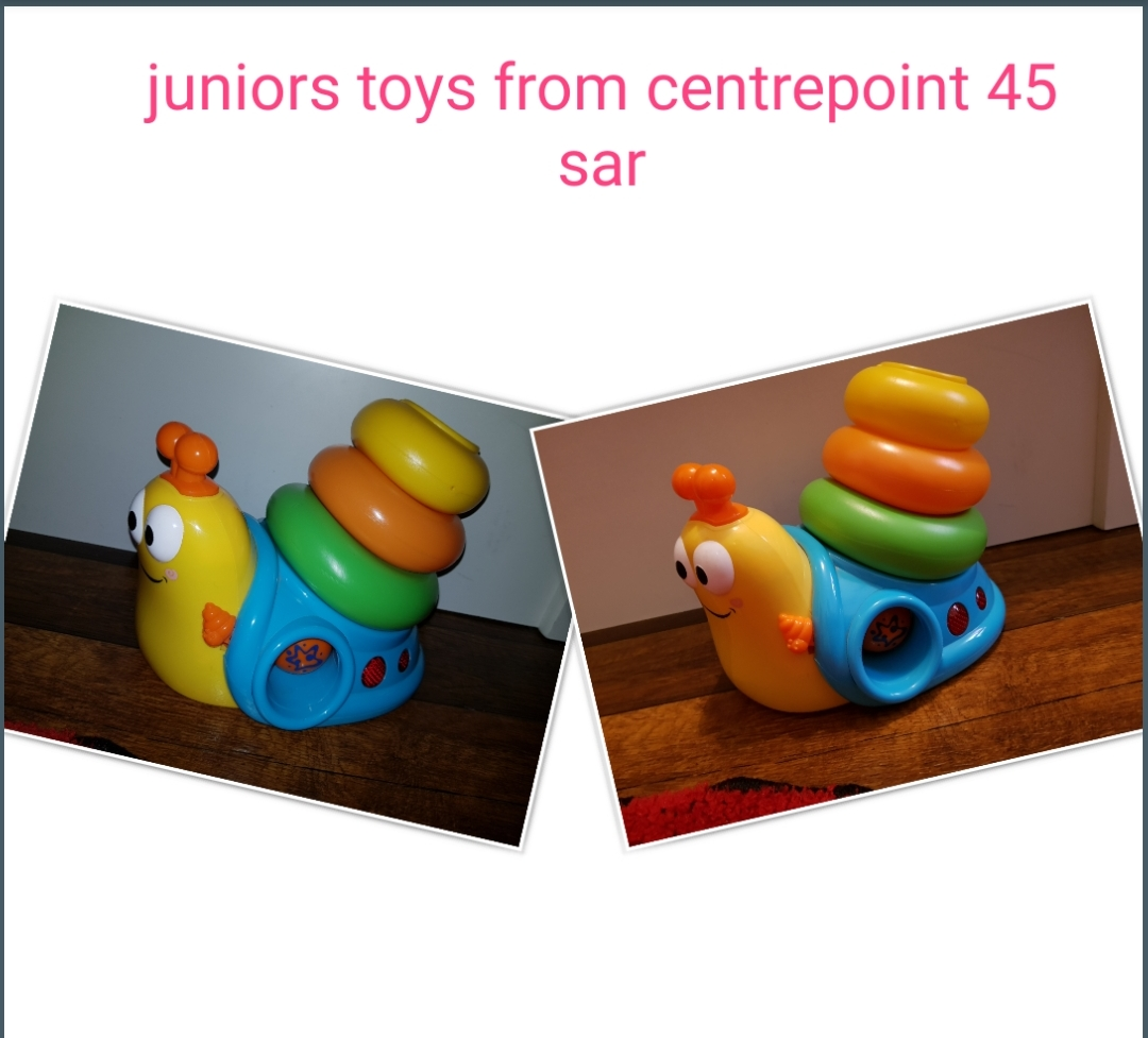 toys from centrepoint...